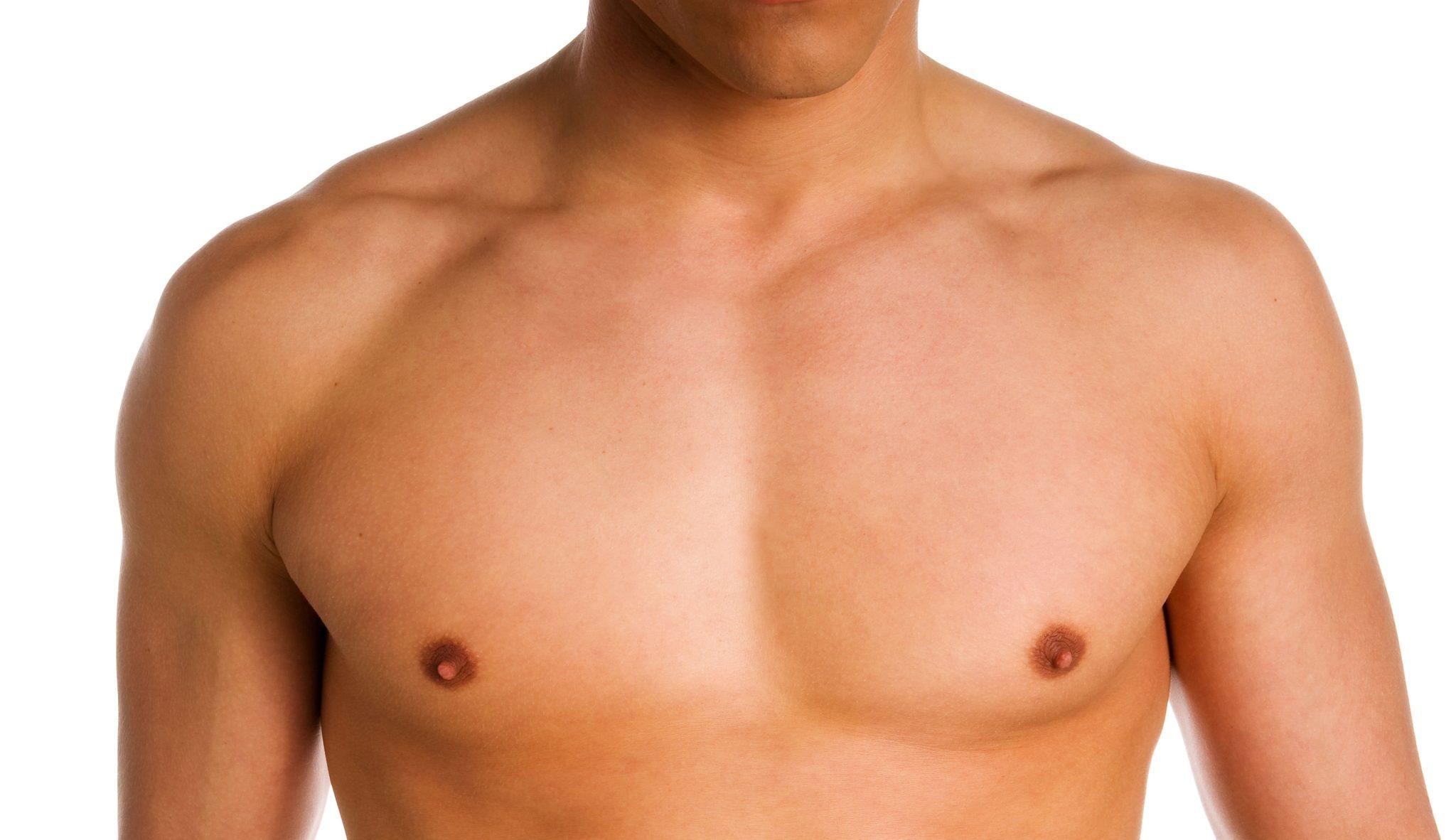 Gynecomastie - Traitement de la poitrine chez l'homme